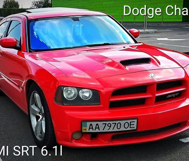Продам Dodge Charger SRT 8 (Додж Чарджер)