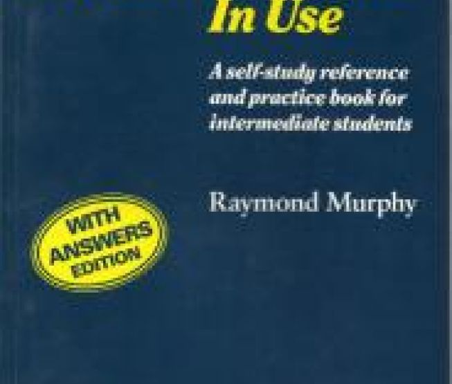 Raymond Murphy- English Grammar in Use